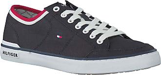 Tommy Hilfiger Blaue Tommy Hilfiger Sneaker Core Corporate Textile Sneaker