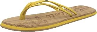 O'Neill Womens Fw Ditsy Sandalen Flip Flops, Yellow (Golden Rod 2036), 3/4 UK (36 EU)