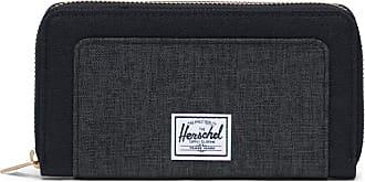 Herschel Herschel Thomas Wallet Black/Black Crosshatch