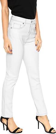Zoomp Calça Jeans Zoomp Skinny Branca