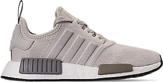 adidas Womens NMD R1 Casual Shoes, Grey