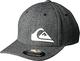 the latest 407ac 01349 Quiksilver Mens Final Stretch FIT HAT, Navy Blazer Heather, L XL