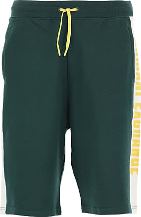 A X Armani Exchange Mens Sportswear for Gym Workouts and Running On Sale in Outlet, Dark Green, Cotton, 2019, L M XL