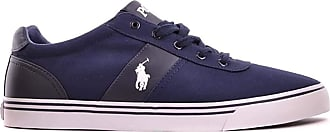 Ralph Lauren Polo Ralph Lauren Hanford NE Mens Trainers- Newport Navy, Blue, UK8