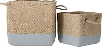 Urban Trends Collection s 59821 Basket, Gray