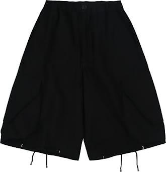 J.W.Anderson J.w. anderson Oversized drawstring shorts BLACK XS