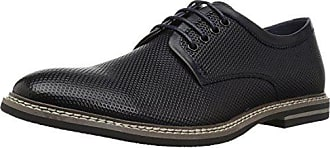 English Laundry Mens Canning Oxford, Navy, 8 Standard Width US