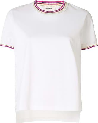 Onefifteen short-sleeved T-shirt - White