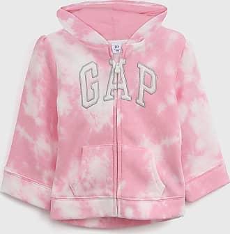 GAP Jaqueta GAP Infantil Tie Dye Rosa