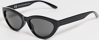 Weekday Arrival cateye sunglasses in black