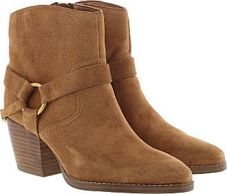 Michael Kors Boots & Booties - Goldie Booties Acorn - brown - Boots & Booties for ladies