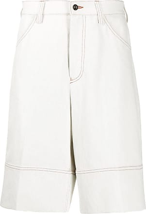 Qasimi Teima bermuda shorts - Neutrals