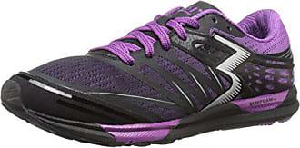 361° Womens 361-Bio-Speed Cross-Trainer Shoe, Black/Violet, 11.5 M US