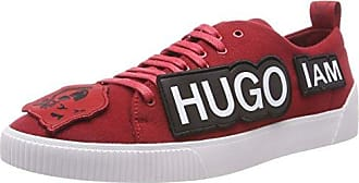 Zero Basses HUGO Red BOSS Tenn EU HommeRougeMedium 61042 VLCSneakers 4A5R3ScLqj