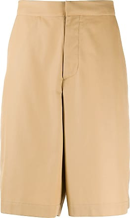 OAMC wide-leg shorts - NEUTRALS