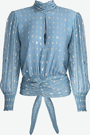 Amissima Camisa Elizandra Azul - Mulher - P BR