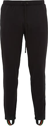 Iffley Road Royston Jersey Track Pants - Mens - Black