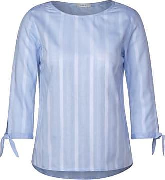 Cecil Bluse mit Streifenmuster - blouse blue