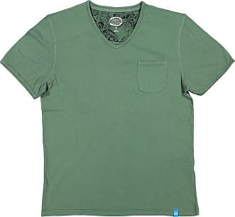 Panareha MOJITO v-neck t-shirt green