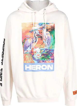 HPC Trading Co. Fashion Mens HMBB007S208960212688 White Sweatshirt |