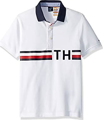 Adaptive Men's Seated Polo Shirt with Magnetic Buttons Custom Fit