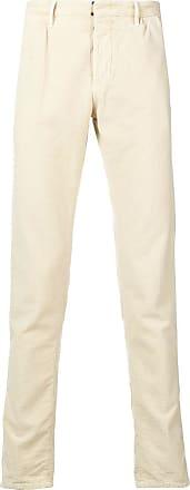 Incotex corduroy slim-fit trousers - Neutrals