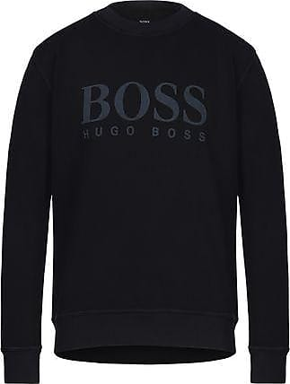 black hugo boss sweater