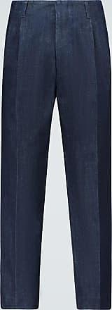 Ami Single-pleated pants