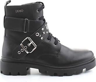 Liu Jo Fashion Womens 469777P006222222 Black Ankle Boots | Autumn-Winter 19