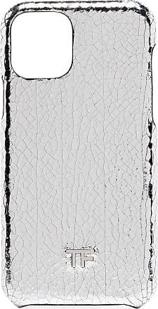 Tom Ford Capa para iPhone metálica - Prateado