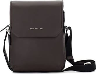 Scharlau km 5 Crossbody bag with flap