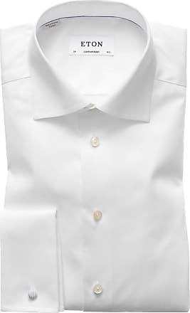 Eton Contemporary Fit Hemd mit UMA von Eton in Weiss für Herren