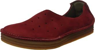 El Naturalista S.A Nf88 Pleasant Rice Field, Womens Slip On Shoes, Red (Tibet), 4 UK (37 EU)