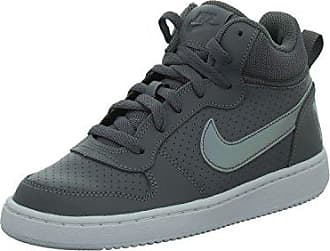 MidGSChaussures Court EU FemmeMulticoloreGunsmoke Basketball de GunsmokeWhite Nike Borough 00538 5 34ARj5L