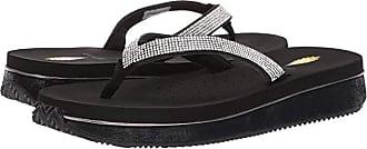 Volatile Bautista (Black) Womens Sandals