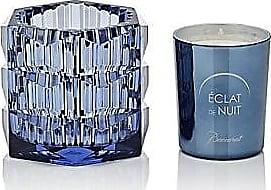 Baccarat Éclat De Nuit Scented Candle Set - Blue