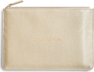 Katie Loxton Perfect Pouch Wonderful Mum Gold shimmer