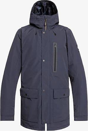 Jack /& Jones Hommes veste Jimmy épaisseur veste d/'hiver parka Jacket Navy