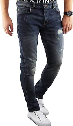 Only & Sons Men Jeans/Straight Fit Jeans onsLoom Blue W 31 L 32