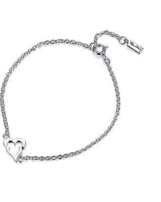Efva Attling Mini Crazy Heart Bracelet Bracelets