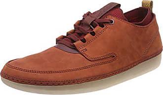 Rouge Clarks Combi Iv EU Sneakers Rust Homme 40 Basses Nature XqBTrwxX
