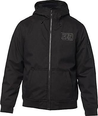 Fox Mens Machinist Jacket, Black, L