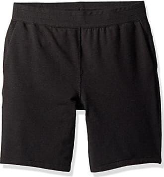 Hurley Mens Dri-Fit Offshore Sweat Shorts, Black Heather, XL