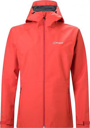 Berghaus Outdoorjacke »hillwalker Shell Jacket Women« Rot