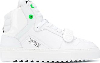 Fila Luxury Fashion Sneaker invernali da uomo, Bianco