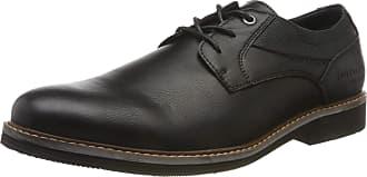 Tom Tailor Tom Tailor Mens 7981101 Derbys, Black (Black 00001), 10.5 UK