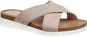Lotus Sharon Womens Slip On Sandals 7 UK Pink