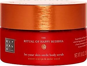Rituals Rituale The Ritual Of Happy Buddha Let Your Skin Smile Body Scrub 250 g