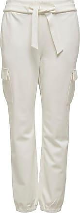 Stoffbukser i Hvit: Kjøp opp til −48%   Stylight