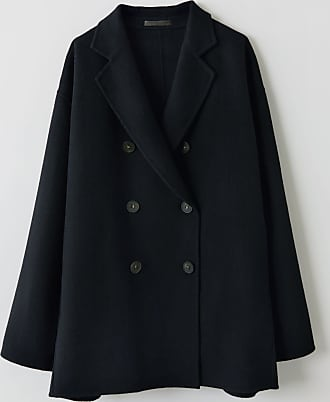 Acne Studios FN-WN-OUTW000096 Black A-line jacket
